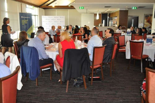 Business Breakfast Feb 2019